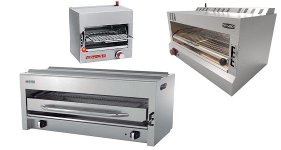 Equipo para Cocinas Industriales y Restaurantes