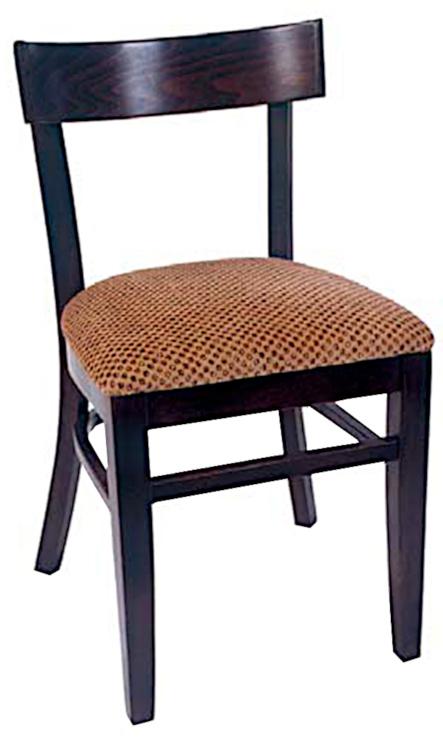 Silla de madera para restaurante 2064