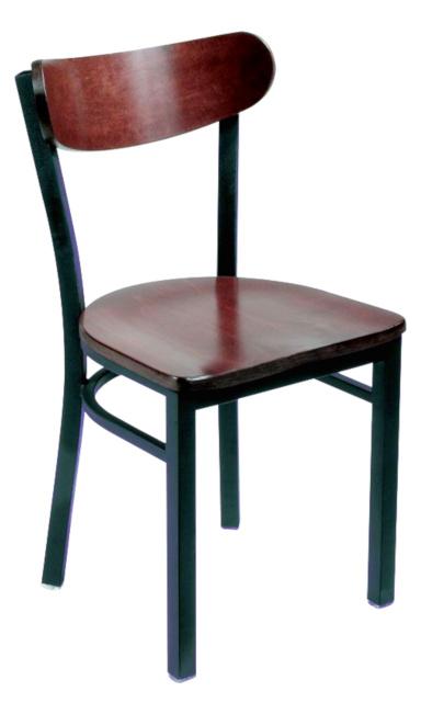 silla para restaurante 2696