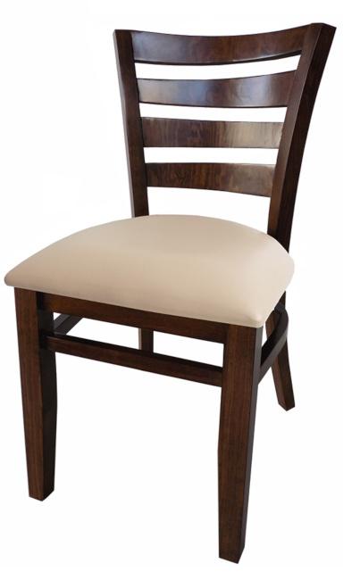 Silla de madera para restaurante Triana