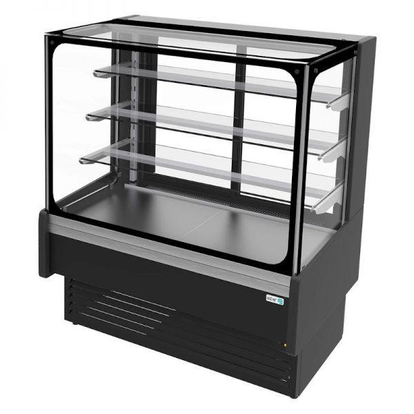 AVV-6-13-R Vitrina Expositora Refrigerada para cafeteria y pasteleria