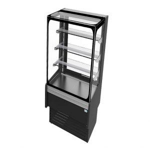 AVV-6-6-R Vitrina Expositora Refrigerada para cafeteria y pasteleria
