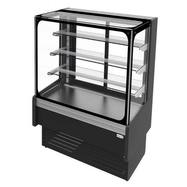 AVV-6-9-R Vitrina Expositora Refrigerada para cafeteria y pasteleria