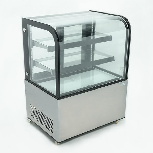 Vitrina Refrigerada Cristal Curvo NR-ARC270Y