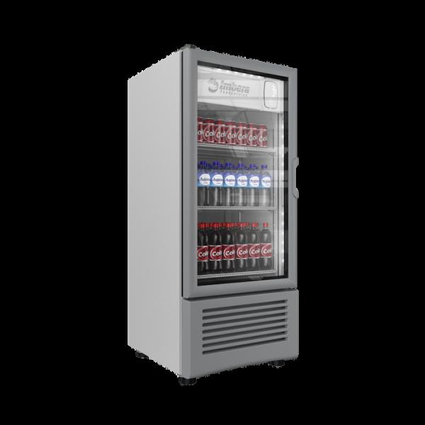 VR 09 Refrigerador Comercial Industrial VR-09 Enfriador que por su tamaño y capacidad es ideal para apoyar lanzamientos de nuevos productos.