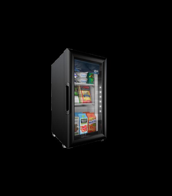 VR 1.5 Refrigerador Comercial Industrial VR-1.5 Enfriador para colocarse sobre mostrador, ideal para apoyar lanzamientos o promociones.
