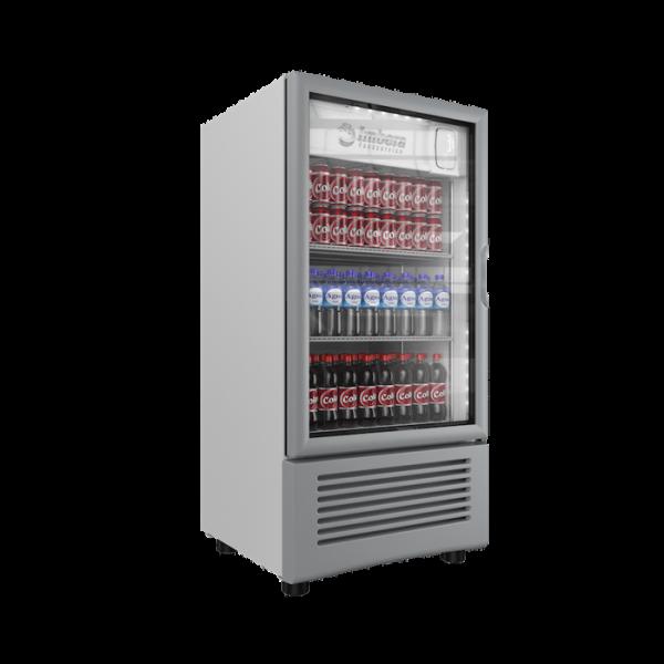 VR 11 Refrigerador Comercial Industrial VR-11 Enfriador ideal cuando se busca una mayor área de exhibición de producto en un equipo compacto.