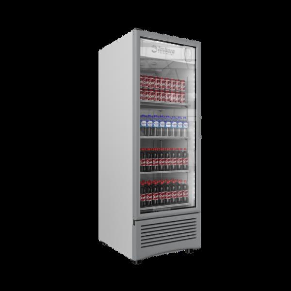 VR 25 Refrigerador Comercial Industrial VR-25 Equipo diseñado para puntos con alto volumen de venta y poco espacio disponible.