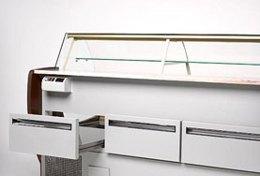 b032 Vitrinas Refrigeradas para exhibición.