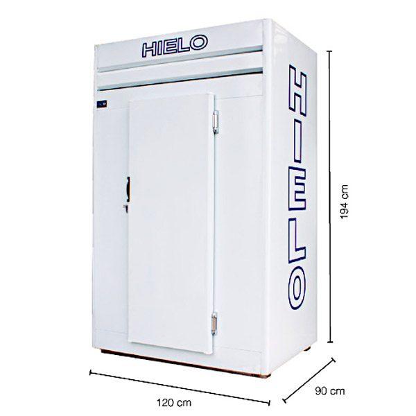 Conservador de bolsas de hielo KLK-100