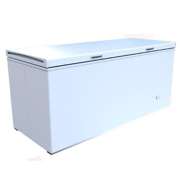 c029 Conservador Horizontal con Puerta Solida Tipo Cofre Asegura el Enfriamiento mas Rápido y Uniforme Gracias a su Sistema Mejorado de Refrigeración.