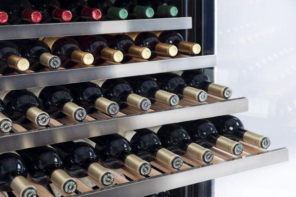 Cava Profesional para 28 Botellas de Vino CV120-2T