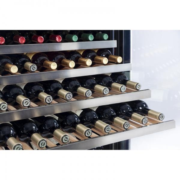 cava vinos CV120 T 3 f Cava Profesional para 168 Botellas de Vino de una Temperatura
