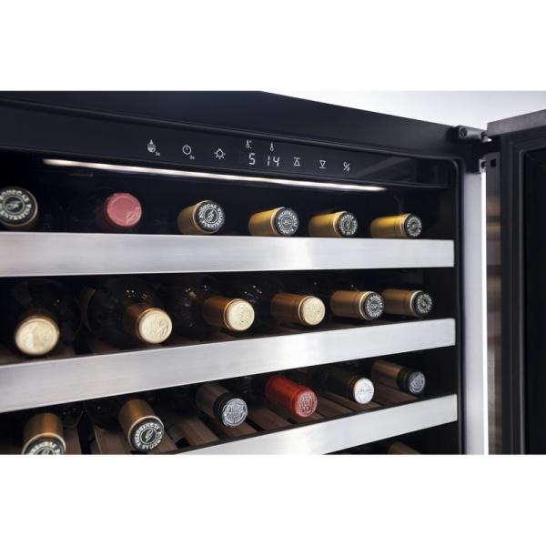 cava vinos CV120 T 4 f Cava Profesional para 168 Botellas de Vino de una Temperatura