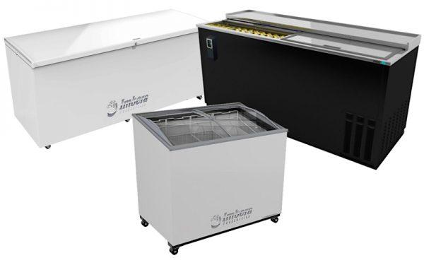 Refrigeradores y Congeladores Horizontales