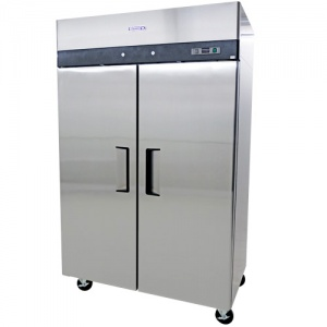 refrigerador profesional en acero inoxidable rvs-247-s