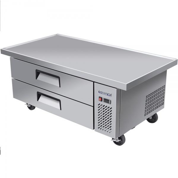 base refrigerada chef