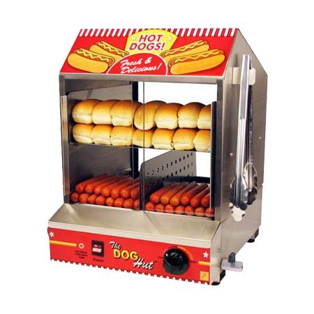 cocinador de hotdogs