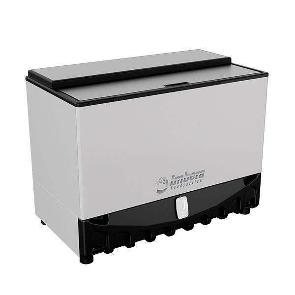 HR 15 600X600 Equipo de tamaño medio de alta eficiencia, ideal para productos de alta rotación. Permite un enfriamiento más rápido y uniforme, gracias a su piso ventilado que asegura un flujo de aire adecuado. Cuenta con tapas rediseñadas de acero inoxidable que evita fugas de aire y condensación en las mismas.  Frente: 1.24 mts. Pies cúbicos: 13.17 Litros: 368 Rango de temperatura: 0 °C a 7 °C