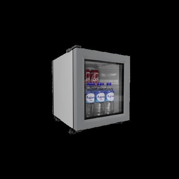 VR0 9 baby cooler Refrigerador Comercial Industrial VR-0.9 Enfriador para colocarse sobre mostrador, ideal para apoyar lanzamientos o promociones.