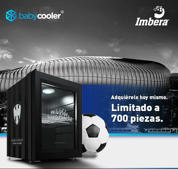 VR0 9 baby cooler rayados Refrigerador Comercial Industrial VR-0.9 Enfriador para colocarse sobre mostrador, ideal para apoyar lanzamientos o promociones.