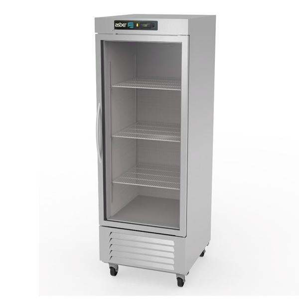 refrigerador profesional en acero inoxidable