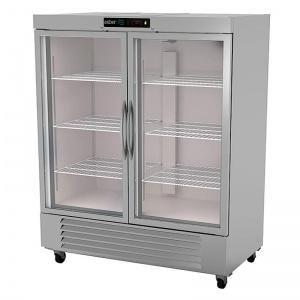 Refrigerador Industrial puerta de vidrio ARR-49-2G Asber