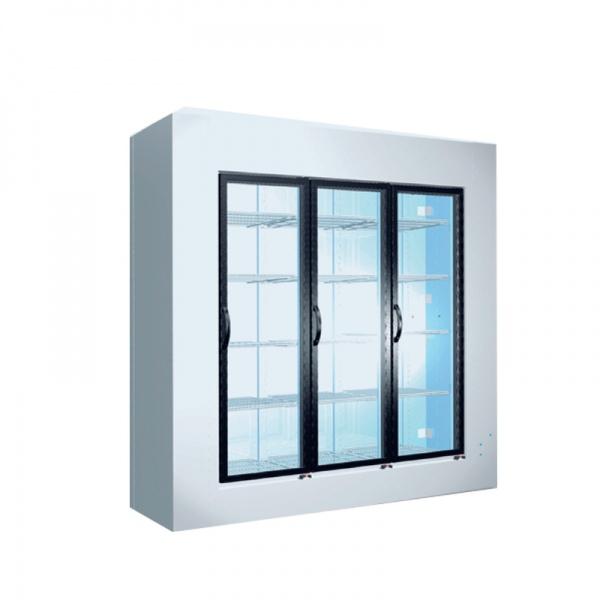 Cámaras de Refrigeración y Congelación Compactas