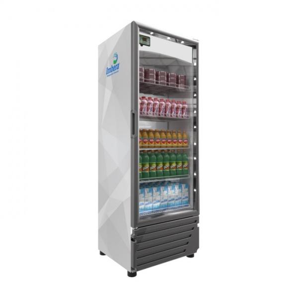 vr 20 1 Refrigerador Comercial Industrial VR-20 Equipo diseñado para puntos con alto volumen de venta y poco espacio disponible.
