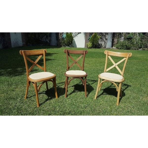 silla para eventos 2704 crossback