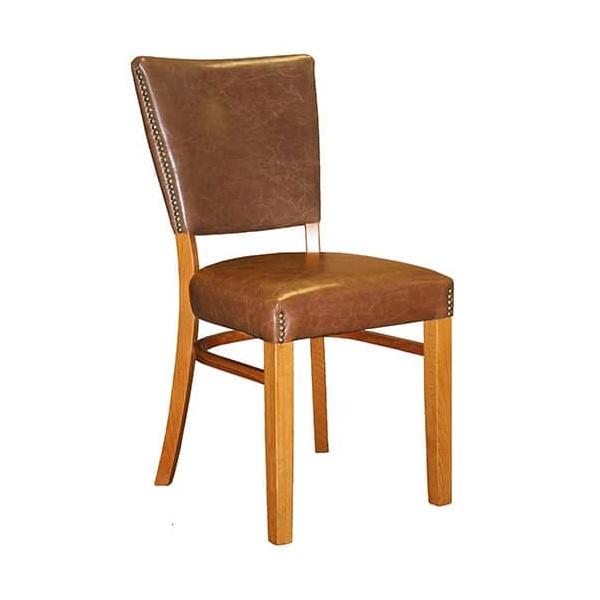 silla de madera para restaurante 4024