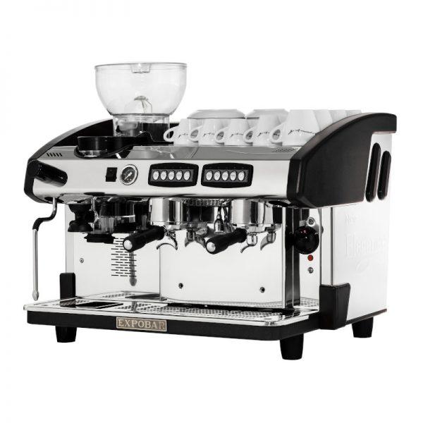 Cafetera Automática Elegance NE-2C-CM