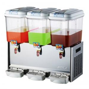 dispensador de bebidas refrigeradas NL-LYP-3X18