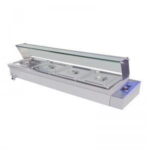 barra baño maria electrico RTC-4H