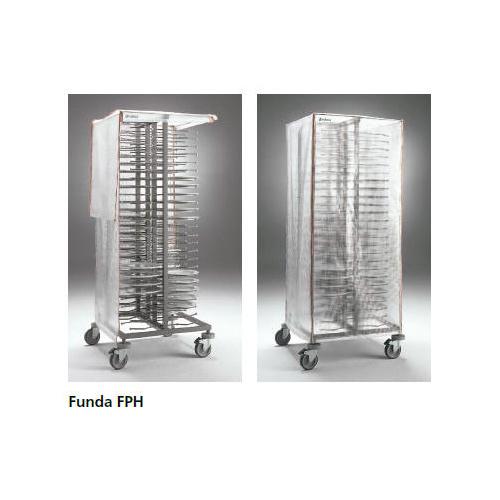 cpp fph funda portaplatos Carro Portaplatos CPP-100 para transporte de hasta 100 platos. Gracias a su estudiado diseño puede cambiarse fácilmente la estructura a las medidas del plato deseado, hasta un máximo de 33 cm de Diámetro.