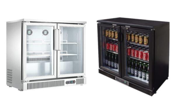 Refrigeradores Backbar