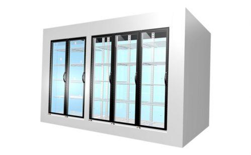 Cámaras de Refrigeración y Congelación