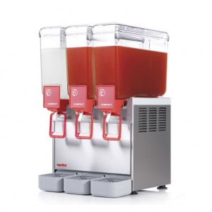 dispensador de bebidas refrigeradas deluxe-12x3