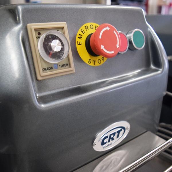 hs 35 detalle2 Amasadora Profesional HS-65 Litros fabricada en hierro fundido con Tazón y Accesorios en Acero Inoxidable. Por su alto estándar de rendimiento son ideales para masas pesadas obteniendo excelentes resultados para las producciones de su panadería, restaurante y pizzería.