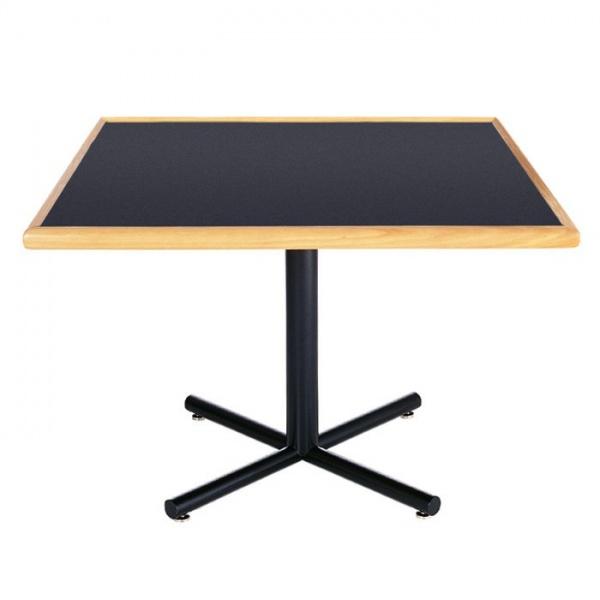 Mesa canto de madera meccm-bct