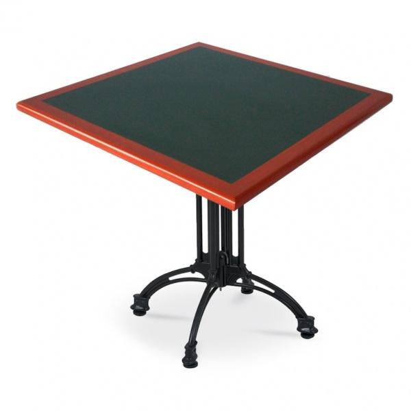 Mesa para restaurante canto de madera meccm-tb18
