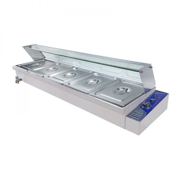 barra baño maria electrico RTC-5H