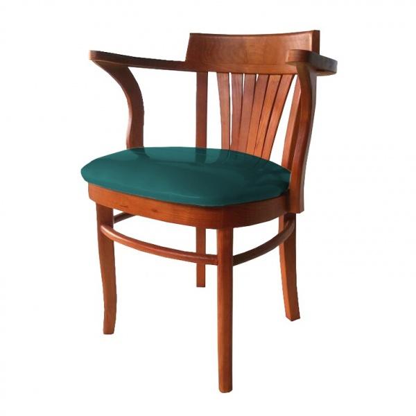 silla de madera para restaurante wc002