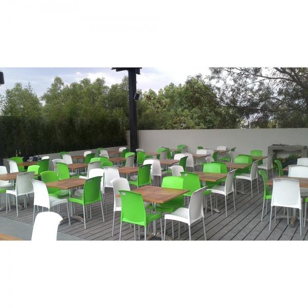 Silla premier y 8116 para restaurante y comedor