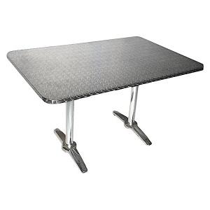 Mesa de Acero y Aluminio SST-TB06