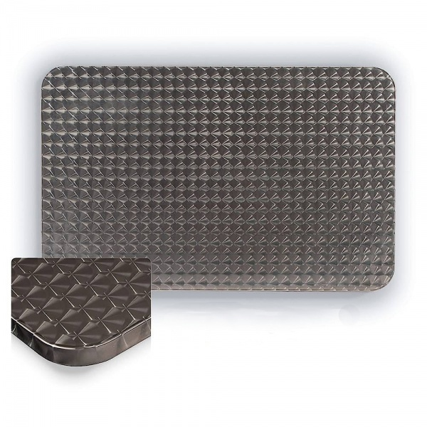 at 7229 3 La mesa para restaurante de Acero y Aluminio SST-TB06 de 80x120 cms, es ideal para Terrazas, Bares y Cafeterías al aire libre. Su cubierta y base TB06 de doble pedestal, son de acero inoxidable. Es apta para Intemperie pero igualmente luce formidable en Interiores.  Regresar a Mesas para Exteriores de Restaurante