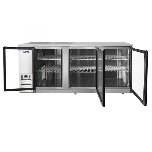 Backbar refrigerador bajo barra mbb90g