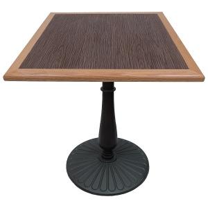 Mesa de madera para restaurante meccmen-tb37