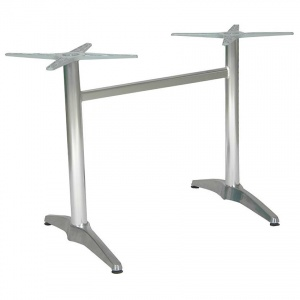 Base de Aluminio doble pedestal TB03