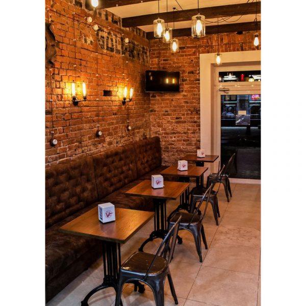 Base de Mesa Hierro Fundido TB18 para restaurante